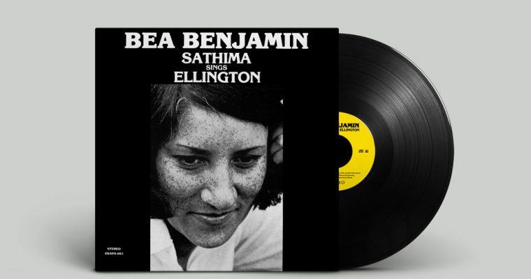 Bea Benjamin – Sathima Sings Ellington (PRIMO-05)