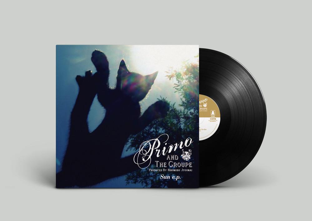 Primo & The Groupe – SUN (PRIMO-008)