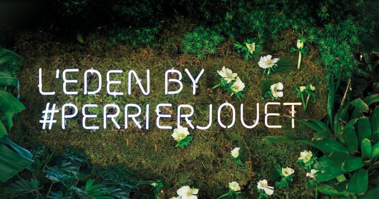 5.1.mon / 5.2.tue L'Eden by Perrier-Jouët Tokyo