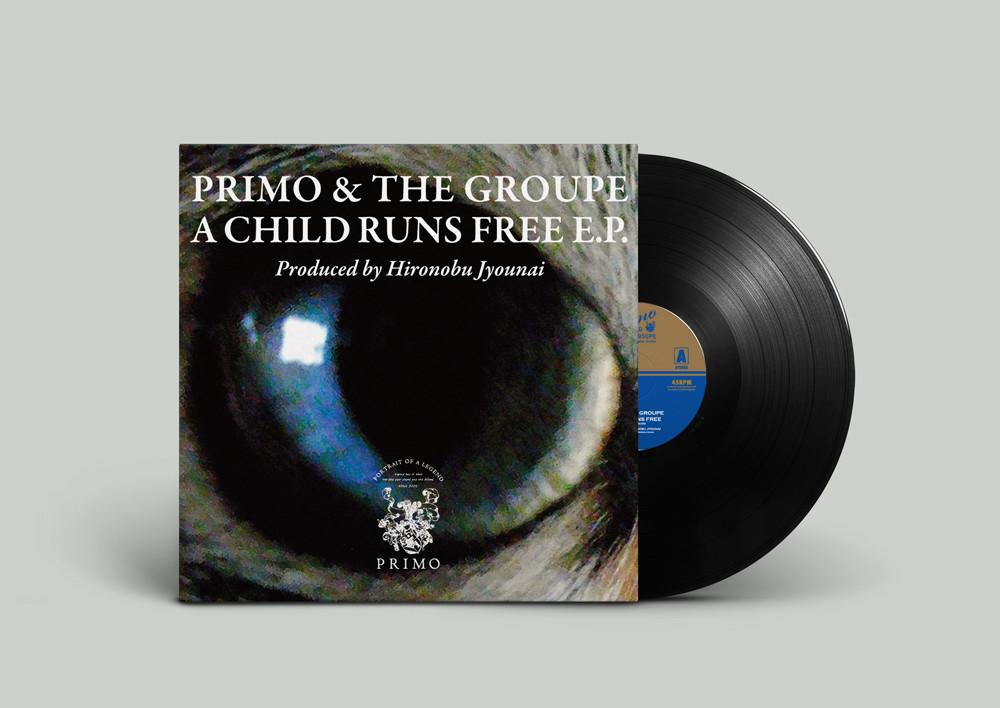 Primo & The Groupe – A Child Runs Free (PRIMO-003)